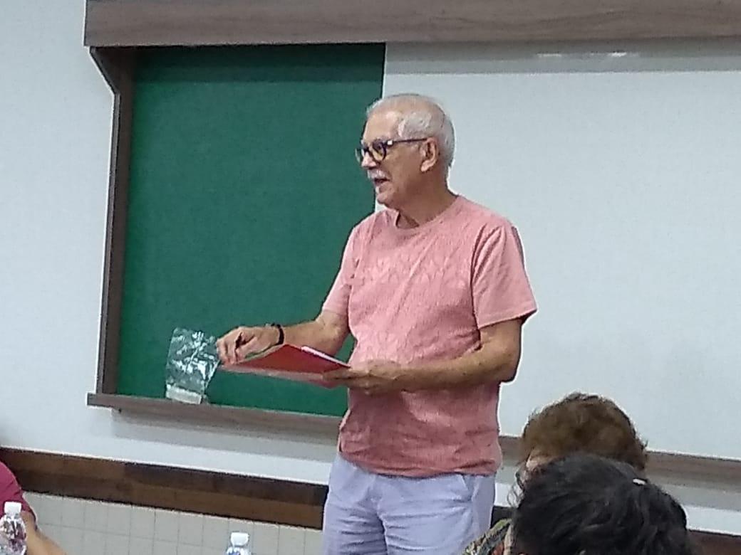 Professor José Jorge de Carvalho